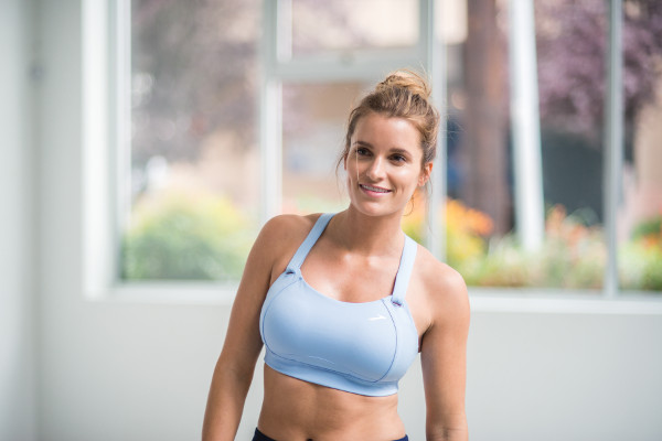 b42ba39241351 There are TWO essential pieces of athletic equipment for women  properly  fitting shoes and properly fitting sports bras.