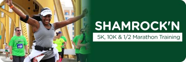 Fleet Feet Elk Grove Shamrock'n 5K, 10K, and half marathon training